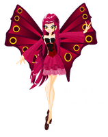 Cristelle Hell fairy by Beatrice-Dragon-Team