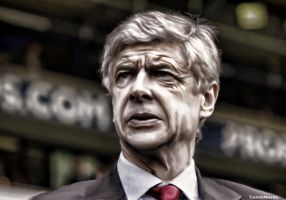 arsene-wenger by CahyoNorz