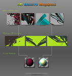 Cinema 4D Exclusive Pack by alieno