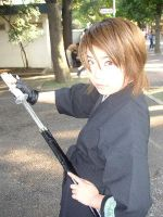Kuchiki RUKIA From BLEACH by cosplayer