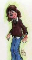 Ralph In A Brown Sweater by Phraggle