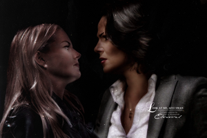 Look at me, Miss Swan. by ohnaevia