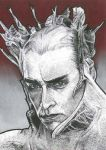King Thranduil by JRosales1