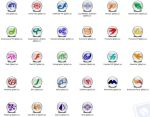 Macromedia Apps Icons by jamest