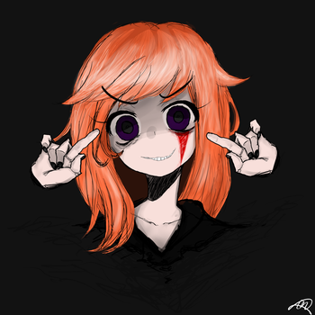 Request - Bloodroot Lilith by PuellaMagicaGal666