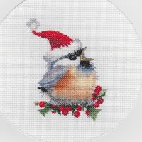 Christmas Chick by Thriin