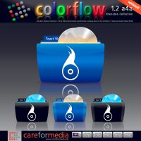 Colorflow 1.2 a4a Roxio Toast by subuddha