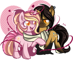 Scarf Love by xWhiteDreamsx