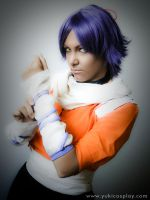 Bleach: Yoruichi Cosplay by Yukilefay