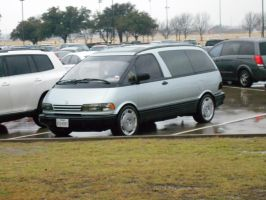 1991 ''Lexus'' Previa LE [Customized] by TR0LLHAMMEREN