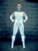 Gem from Tron: Legacy Kumoricon 2012 by Emmzles