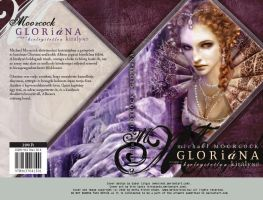 Gloriana design and typography by gaborcsigas