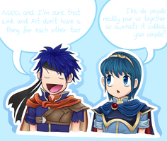 No duh, Marth by EverasianSkies