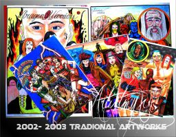 2002_2003 traditional artworks by artistmyx
