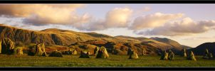 Castlerigg stone circle by AngiWallace