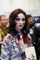 London Super Comicon 2015 117 - Bioshock Elisabeth by cosmicnut