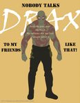 Drax the Destroyer by DemianDillers