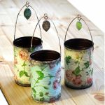 decorative tins made by napkin decoupage 1 by catshome