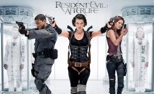 Resident Evil Afterlife B.G by penguinboy935
