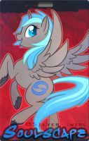 Pony Badge! by SoulscapeCreatives