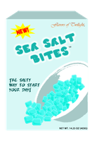 Sea Salt Bites by MrsZeldaLink
