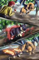 Wild Dragonite Appeared by CrimzonLogic