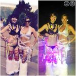 Global Dance Festival with my mommy by roxypotter13