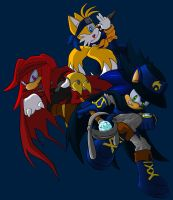 Scrapped - Halloween '06 by sonicolas