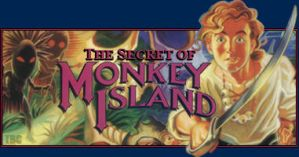 The Secret of Monkey Island by TheBlueCasket