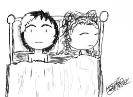 In Bed With The Enemy by primadonagirl999