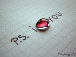 ... P.S. I love you... by bogdanici