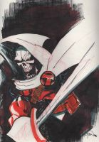 Taskmaster sketch by samax