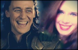 Loki and I: 6 -Smile- by TeamSNIC