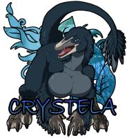 Raptor Crystela_completed by wsache007