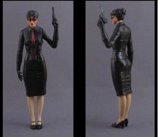 WWII GI JOE - COBRA BARONESS by sillof