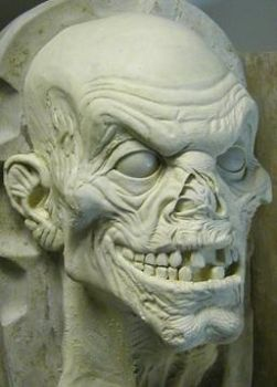 Cryptkeeper Sculpt by propsculptor