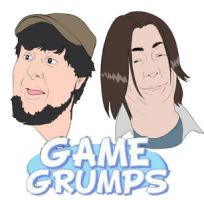 Game Grumps by 4hoursleep
