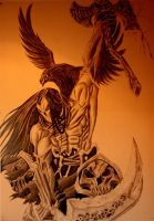 Death Darksiders 2 by The-Fools-Jester
