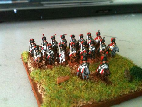 6mm Napoleonics 77 by DarvenTravos