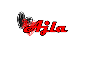 ajla png text by tiinatizzy