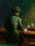 the lonely detective by gunmettle
