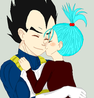 When No One Is Watching Vegeta by Kami-Jazzu
