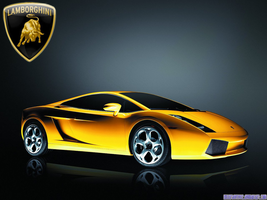 Wallpaper 4 - Lamborghini by killerbee1992