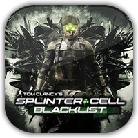 Splinter Cell Blacklist Game Icon by Wolfangraul