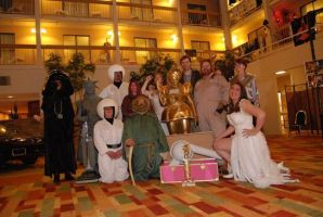 Spaceballs The Costume Group by FenigDurak