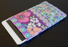 Q Ipad Sleeve by Kurisuko-sama