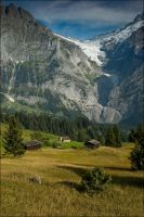 Lonely Cottages by FrederikM