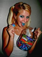 Candy Gurl 05 by HidieXStock