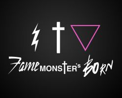 Fame Monster has Born by iceprizt