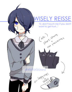 [Ref] Wisely Reisse by shriotorizawa